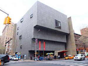 The Met Breuer in New York