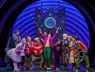 Charlie and the Chocolate Factory on Broadway Tickets - Willy Wonka