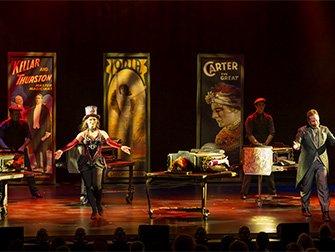 The Illusionists on Broadway Tickets - Magic tricks