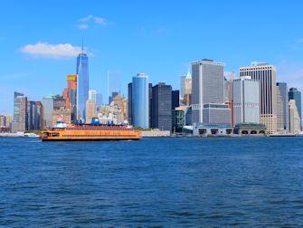 Best Views in New York - Staten Island Ferry