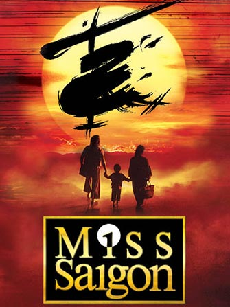 Miss Saigon on Broadway Tickets - Poster