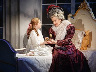 Anastasia on Broadway Tickets - Growing up