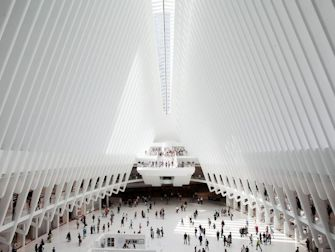 Westfield World Trade Center - Architecture