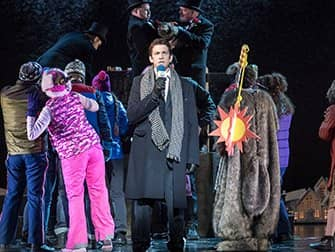 Groundhog Day on Broadway Tickets - Reporter