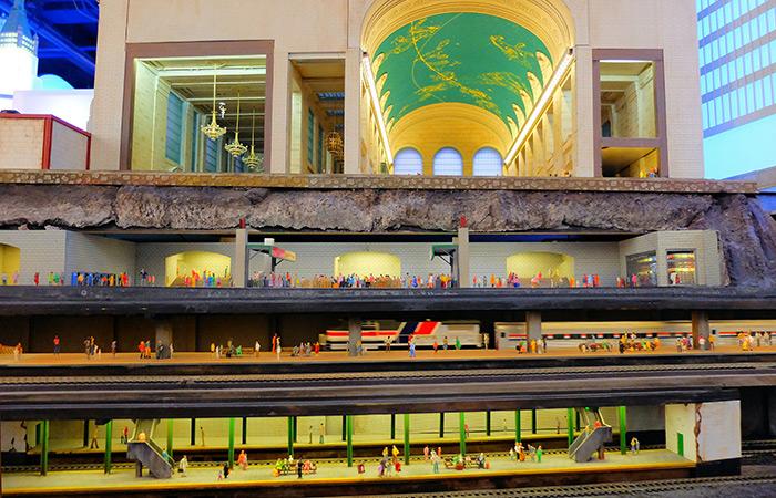 Gulliver's Gate Miniature World - Grand Central