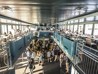 Hudson River Dinner Cruise in New York - Yacht