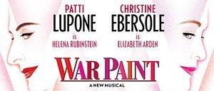 War Paint on Broadway Tickets