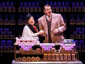 War Paint on Broadway Tickets - Helena Rubinstein