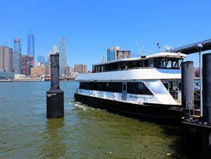 NYC Ferry in New York