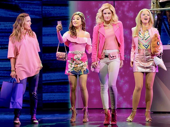 Mean Girls on Broadway Tickets - The Girls