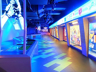 NFL Experience Times Square - The Experience