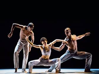Alvin Ailey in New York Tickets - Dancers