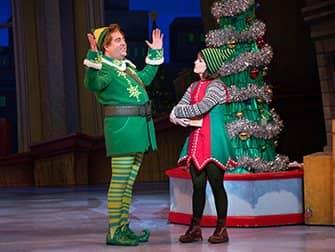 Elf the Christmas Musical Tickets - Buddy Explains
