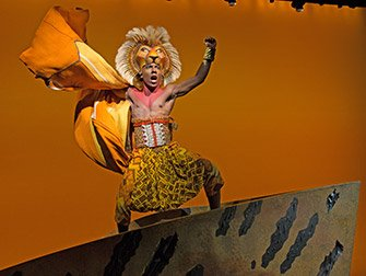 The Lion King on Broadway Tickets - Simba