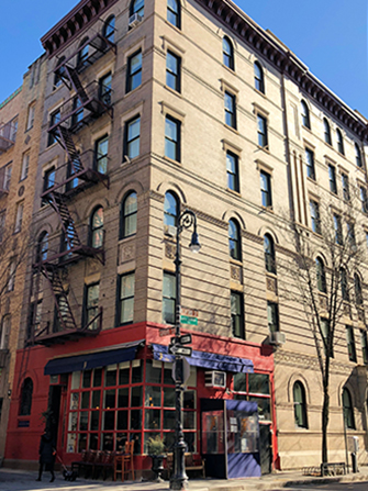 New York TV and Movie Sites Tour - Friends