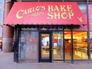 Carlo's Bakery Cake Boss in New York
