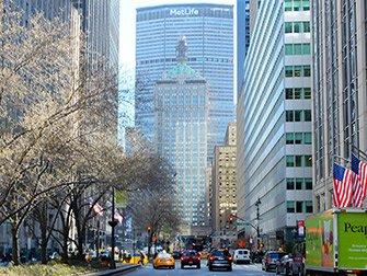 Superheroes Tour in New York - Park Avenue