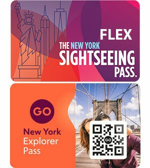 Difference between New York Sightseeing Flex Pass and New York Explorer Pass
