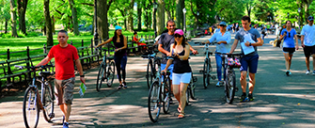 Electric Bike Tour in New York