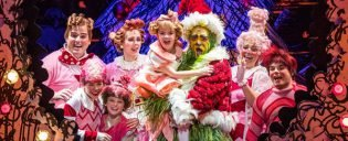 How The Grinch Stole Christmas! the Musical Tickets