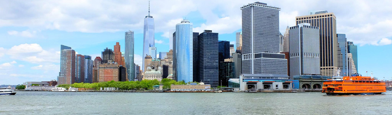 Boat cruises in New York