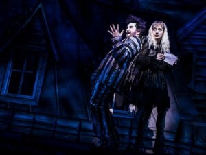 Beetlejuice on Broadway Tickets - Beetlejuice & Lydia