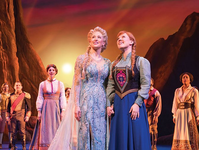 Broadway Musicals for Kids - Frozen